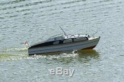 Fairy Swordsman 33 25 Boat Model Wooden boat kit Lesro models