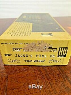 Fine Scale Miniatures Jacob's Fuel Kit #100 HO Scale New in Original Box