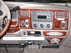 Fits Ford Thunderbird 2002 2003 2004 2005 New Style Auto Car Wood Dash Trim Kit