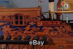 HMY Royal Caroline Scale 1/30 54.7 Wood Model Ship Kit Wood Sailboat
