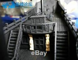 Hobby Black Pearl Scale 1/96 Ultimate version Wooden Ship Model Kits