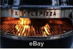 Kettle Pizza Basic Wood Fired Pizza Kit