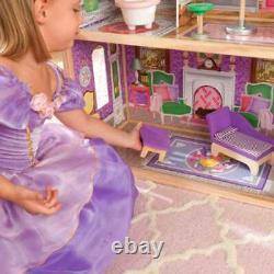 Kidkraft Ava Dollhouse Wooden Dollhouse Fits Barbie Sized Dolls