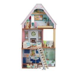 Kidkraft Matilda Dollhouse Wooden Dollhouse Fits Barbie Sized Dolls