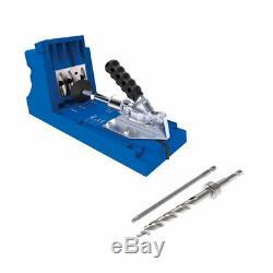 Kreg Jig K4 Pocket Hole Joint Starter Tool Kit