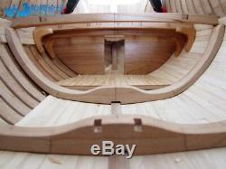La Salamandre 1752 Scale 1/48 40 Full Rib Ship Wood Ship Model Kit