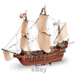 Latina 1/90 San Francisco II Wooden Model Ship Kit 22452-N