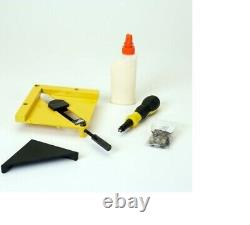 Logan F300-4 Hobby Wood Picture Frame Joiner Underpinner Tool Kit withWarranty
