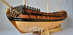 Luxury Model NEW classic Russian wooden ship Kit ingermanland 1715 ships wood