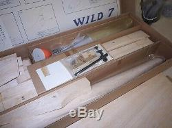 MK Wild 7 120 Japanese Classic Pattern Kit, NIB