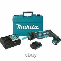 Makita RJ03R1 12-Volt 2.0Ah Max CXT Lithium-Ion Cordless Reciprocating Saw Kit