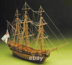 Mantua HMS President Light Frigate 1700 160 Scale (792) Model Boat Kit