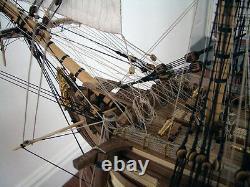 Mantua HMS Victory Wooden Ship Kit 198 Scale 1100mm