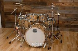 Mapex Mars 6 Piece 2 Up / 2 Down Birch Drum Kit, Driftwood