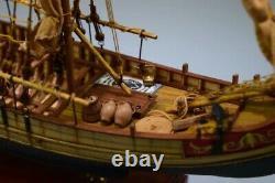 Marmara Trade Boat 17 148 Unassembled Wood model ship kit -standard packet