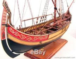 Marmara Trade Boat 17 148 Unassembly Wood model ship kit -Deluxe supply pack