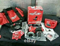 Milwaukee 2522-21XC M12 FUEL 3 Compact Cut Off Tool Kit
