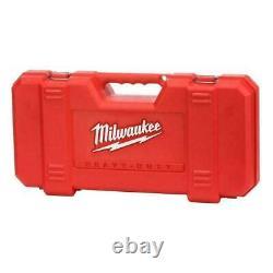 Milwaukee 6509-31 12 Amp Sawzall Reciprocating Saw Kit With Hard Shell Case NEW