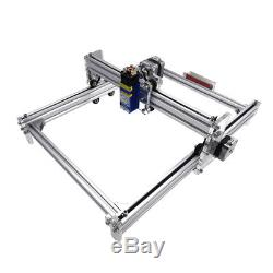 Mini DIY CNC3040 Router Kit +15W Laser Module Cut Wood Carving Engraving Machine