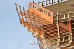 Model Ship Kits Scale 1/50 1304mm 51.3 INGERMANLAND 1715 Version 2014 Free Post