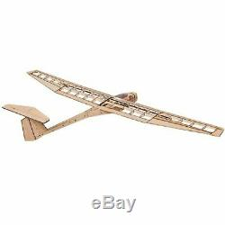 NEW DW Wing Griffin 1550mm Wingspan Balsa Wood Glider RC Airplane KIT