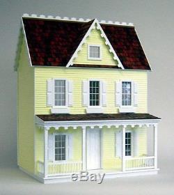 NEW & SEALED Vermont Farmhouse Jr. (complete kit) #MPJM401