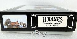 New HO Master Creations Bodines General Store 200 wood kit by John Bell 1991