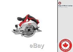 New Milwaukee 2630-21 18-Volt 6-1/2 Inch Circular Saw Starter Kit Battery