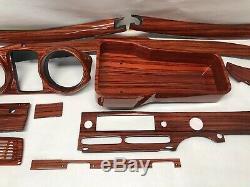 New Zebrano Wood Kit fits Mercedes W111 250SE 280SE Coupe Cabiolet