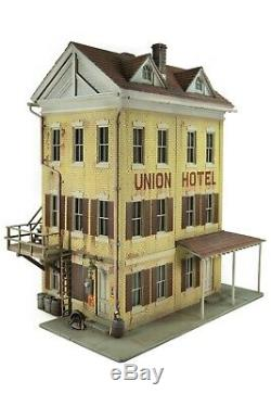 O On3 On30 STONEY CREEK DESIGNS Kit #26 Union HotelBrand New in original box