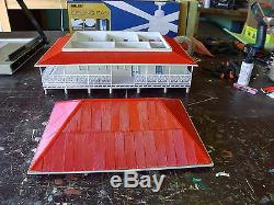 O scale country Homestead (suit diorama for model scale cars) KIT