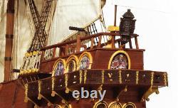 Occre Apostol San Felipe Spanish Galleon 160 Scale Wood Model Ship Kit -14000