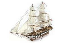 Occre HMS BEAGLE 160 Scale Wooden Model Ship Kit 12005