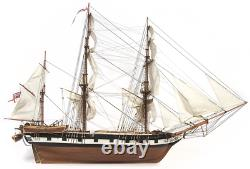Occre HMS Beagle 160 Scale Wooden Period Ship Kit 12005