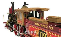 Occre Rogers 119 Locomotive 132 Scale 54008 Wooden Model Kit