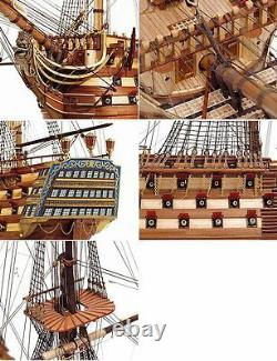 Occre Santisima Trinidad 1st Rate Ship of the Line 190 15800 Model Boat Kit