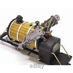 Occre Stephensons Rocket 124 Scale detailed wood & metal Model Kit 54000