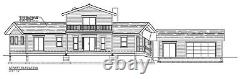 Olympic 41 x 56 Customizable Shell Kit Home, delivered ready to build