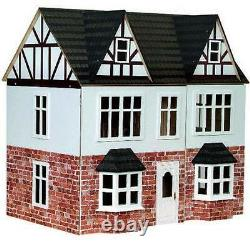 Orchard Avenue Ready to Assemble Dolls House Kit DH034P