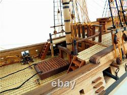 RATTLESNAKE 1782 wood ship model kit, 148 scale