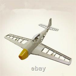 RC Plane Laser Cut Balsa Wood Airplane Model P51 Kit Hardware Accessories Skin