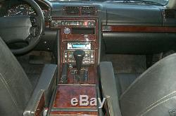 Range Rover 1996 97 98 99 00 01 02 Wood Dash Trim Kit