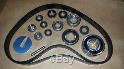 Rebuild kit for Delta 14 wood / metal Bandsaws with push/pull knob