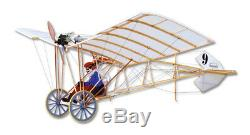SIG 1909 Demoiselle Balsa Wood Electric RC Remote Control Airplane Kit SIGRC90