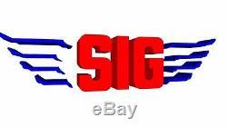 SIG Astro Hog Low Wing RC Remote Control Balsa Wood Airplane Kit SIGRC55