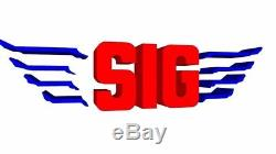 SIG Kadet Senior RC Remote Control Trainer Airplane Balsa Wood Kit SIGRC58 NIB