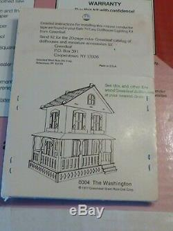 San Francisco SF 555 11 scale Dollhouse Kit 1995 Vintage NEW