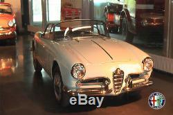 Schaltknauf Mahagoni Alfa Romeo 105/115 Spider Giulia Giulietta Gt Kurz 12 MM Ø