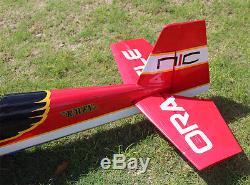 Skyline Raven 60'' 70E 1520mm ARF 3D Racer Plane Airplane ARTF Brushless 70 Kit