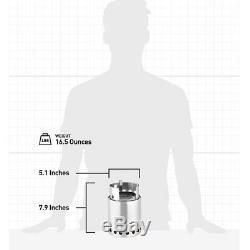 TITAN by Solo Stove Combo Kit twig burning gasifier Large Stove & Pot 1800 Set